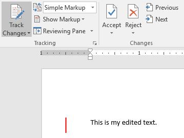 simple markup