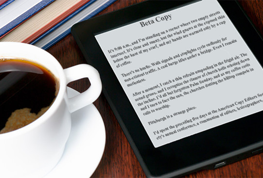 The Importance and Limitations of Beta Readers