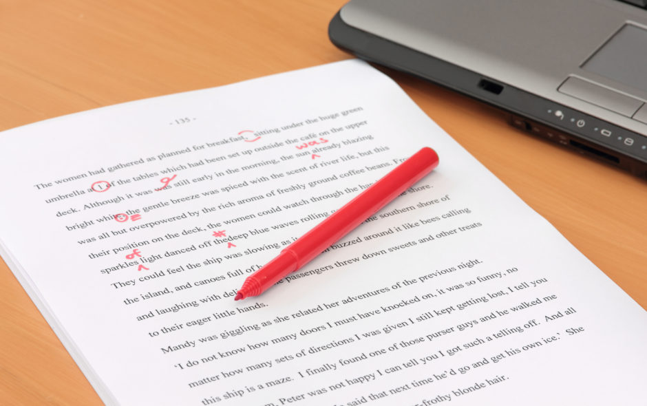 Understanding Your Redlined Manuscript Using Microsoft Word's Track Changes